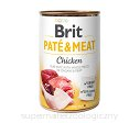 BRIT PATE & MEAT CHICKEN 6x800g