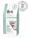 BRIT VETERINARY DIETS Struvite CAT 400g