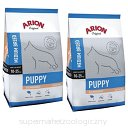 ARION Original Puppy Medium Salmon&Rice 2x12kg