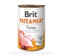 BRIT PATE & MEAT TURKEY 6x800g