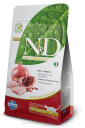 N&D Grain Free Chicken&Pomegranate NEUTERED CAT 1,5kg
