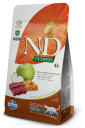 N&D PUMPKIN Venison & Apple ADULT CAT 300g
