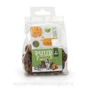WITTE MOLEN PUUR Pauze Vegetable Balls PUMPKIN 100g