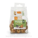 WITTE MOLEN PUUR Pauze Vegetable Balls CARROT 100g