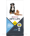 OPTI LIFE Adult Sterilised/Light Medium/Maxi 12,5kg