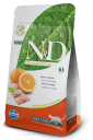N&D Grain Free Fish&Orange ADULT CAT 300g