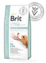 BRIT VETERINARY DIETS Struvite DOG 2kg