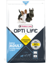 OPTI LIFE Adult Sterilised/Light Mini 7,5kg