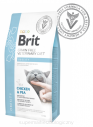 BRIT VETERINARY DIETS Obesity CAT 400g