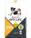 OPTI LIFE Puppy Medium 12,5kg